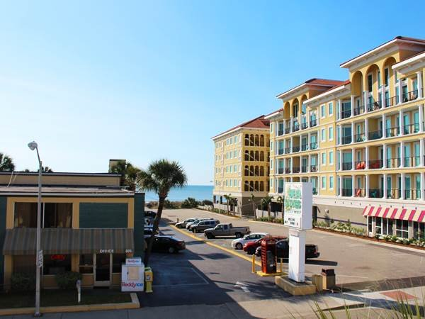 Ocean 7 Affordable Townhome Style Condo Across the Street from the Beach - Image 1 - Myrtle Beach - rentals