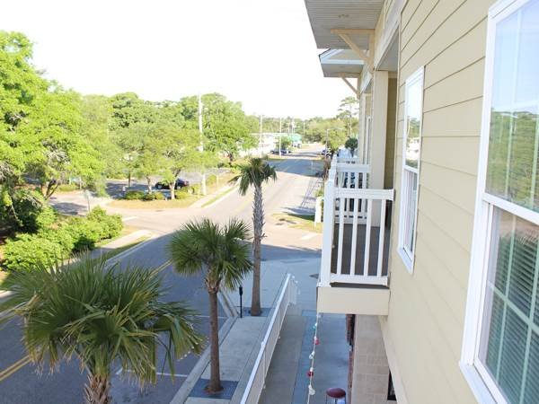 Stunning Ocean 7 Vacation Condo with Terrace and Right Next to Beach - Image 1 - Myrtle Beach - rentals