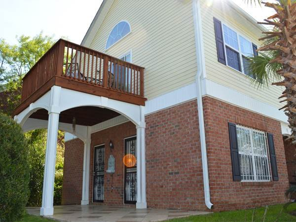 Spacious 2 story home, kid friendly, next to pool! walk to beach! - Image 1 - Myrtle Beach - rentals