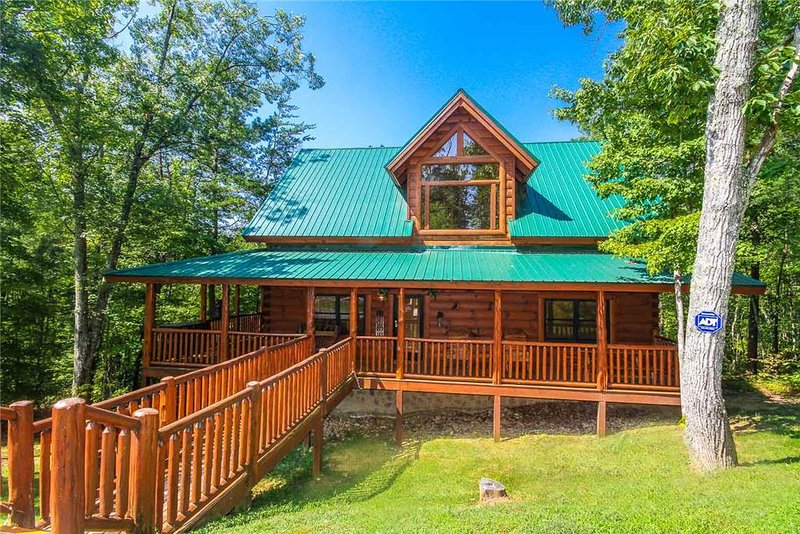 Bear Hollow - Image 1 - Pigeon Forge - rentals
