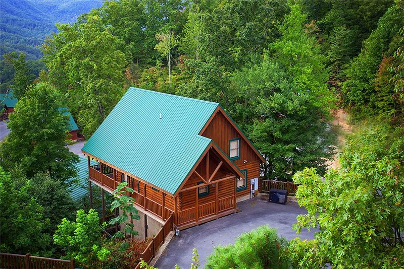 Mountain Dreams at Sherwood Forest - Image 1 - Pigeon Forge - rentals