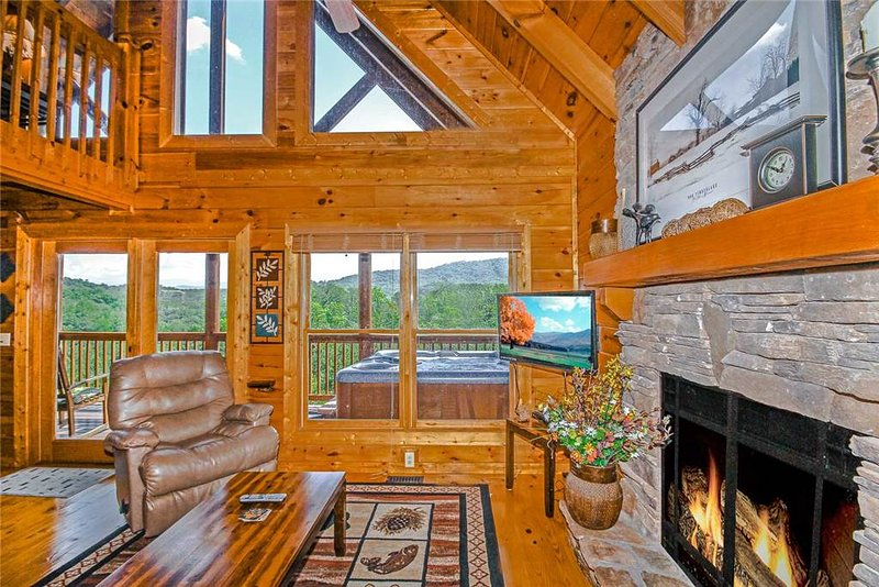 Smoky Mountain Dreams - Image 1 - Pigeon Forge - rentals