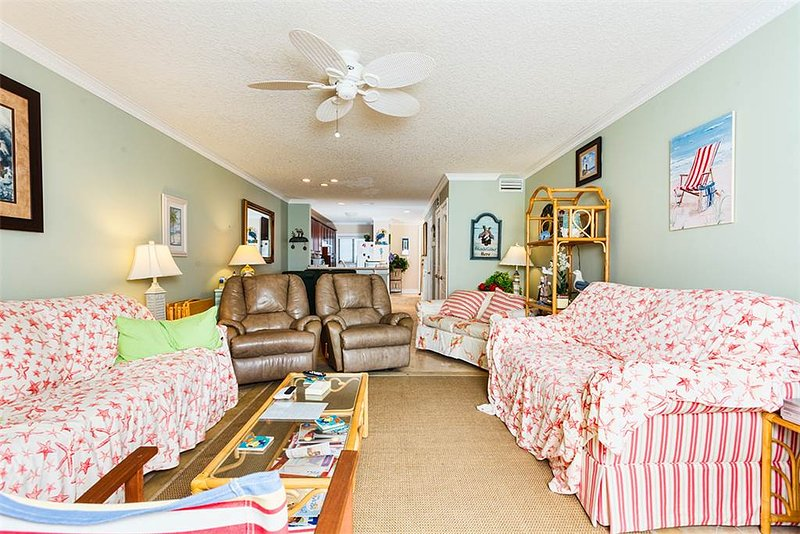 Sea Haven 316, 2 Bedrooms, Ocean View, Pool, WiFi, Sleeps 6 - Image 1 - Saint Augustine - rentals