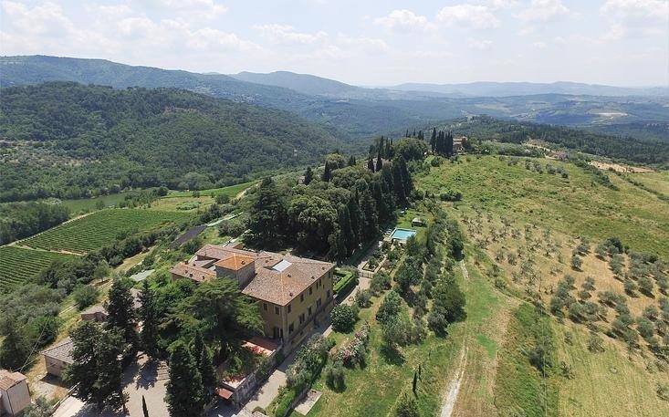 Castello di San Polo - Image 1 - San Polo in Chianti - rentals