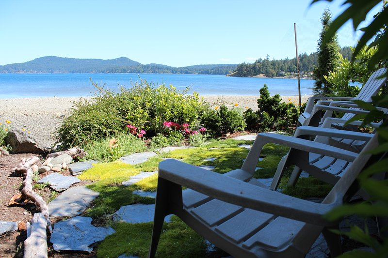 Our Waterfront - Westburn Seaside Cottages - Sooke - rentals