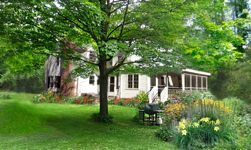 Berkshire Farmhouse Vacation - Image 1 - West Stockbridge - rentals