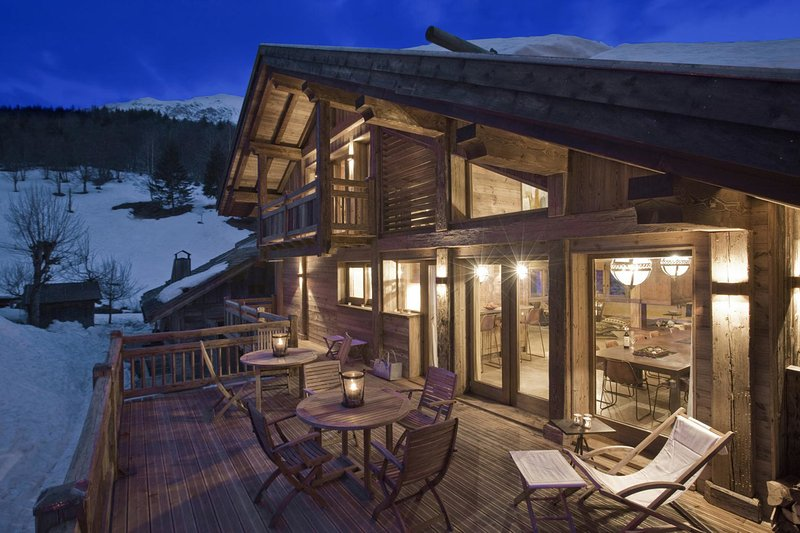 Chalet Plus - Image 1 - Meribel - rentals