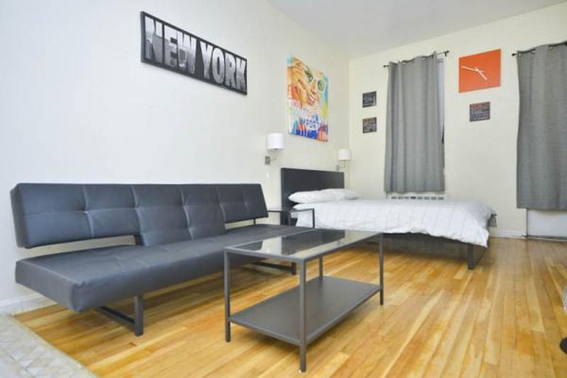 SWEET AND HOMEY STUDIO APARTMENT - Image 1 - New York City - rentals