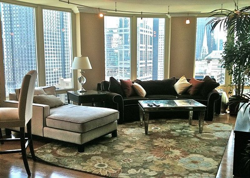 Furnished 2-Bedroom Apartment at N LaSalle Blvd & Kinzie Street Chicago - Image 1 - Chicago - rentals