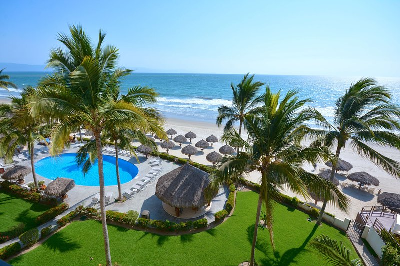 Fabulous 5th floor corner full ocean view from 3BR 3BA 3000 luxury condo - Playa Royale Residences corner full ocean view 3BR - Nuevo Vallarta - rentals