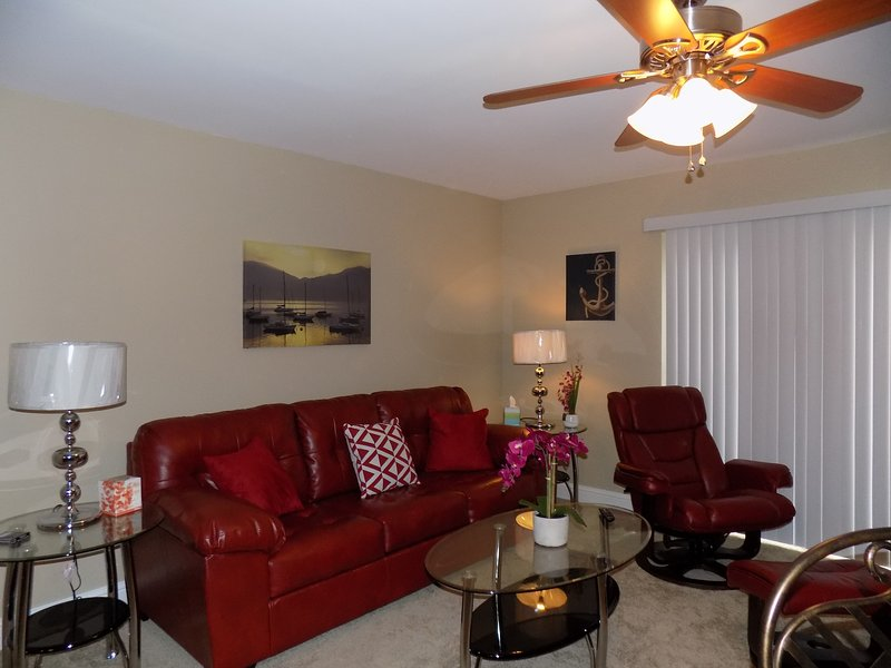 Tastefully Furnished - Two-bedroom across street from beach - Biloxi - rentals