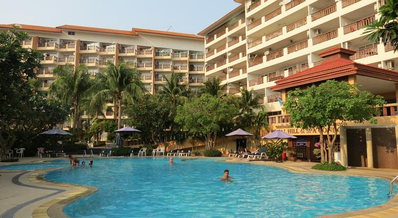 Large well maintained pool, separate one for the kids and a whrilpool jacuzzi - Lovely Condo in Jomtien/Pattaya-Tai 我住在兴港,可在中国回复 - Jomtien Beach - rentals