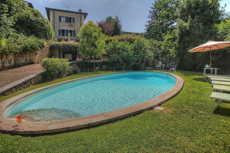 Villa Benamata - Image 1 - Lucolena - rentals
