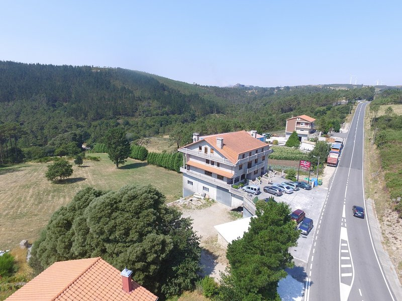 Cozy, beautiful aparments near St. James' Way to Fisterra - Image 1 - Dumbria - rentals