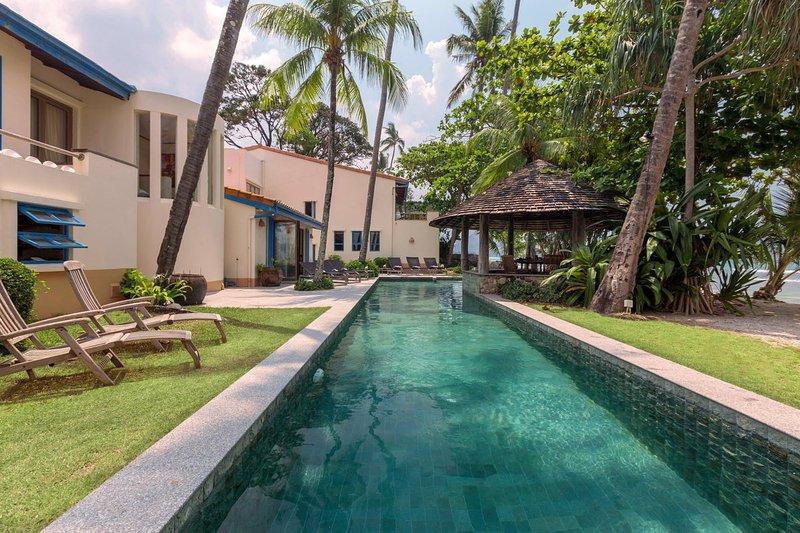 Kalim Beach House Blue - Image 1 - Phuket - rentals
