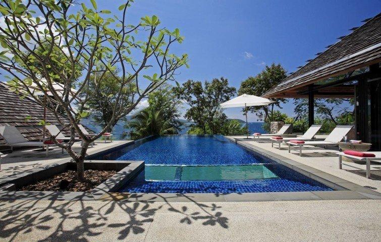 Kalim Villa 435 - 4 Beds - Phuket - Image 1 - Phuket - rentals