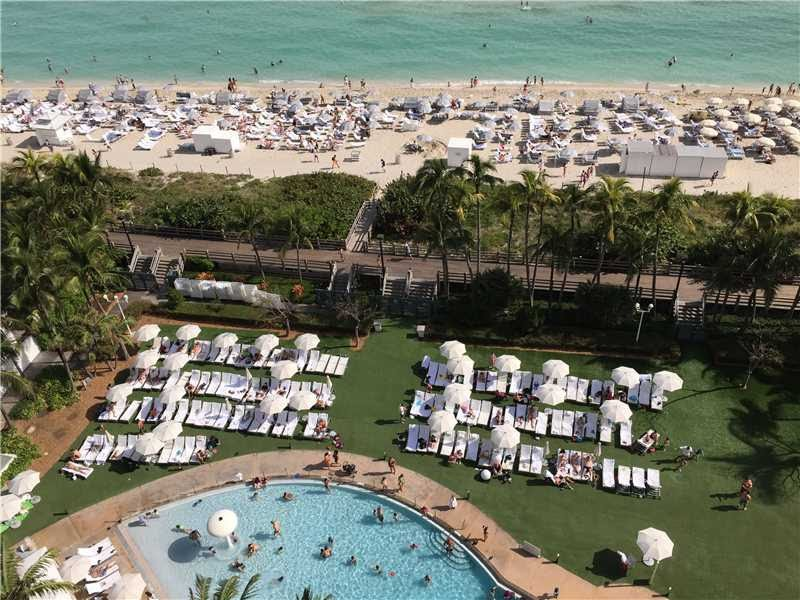 TERRACE VIEW - SORRENTO OCEAN FRONT ONE BEDROOM - Miami Beach - rentals