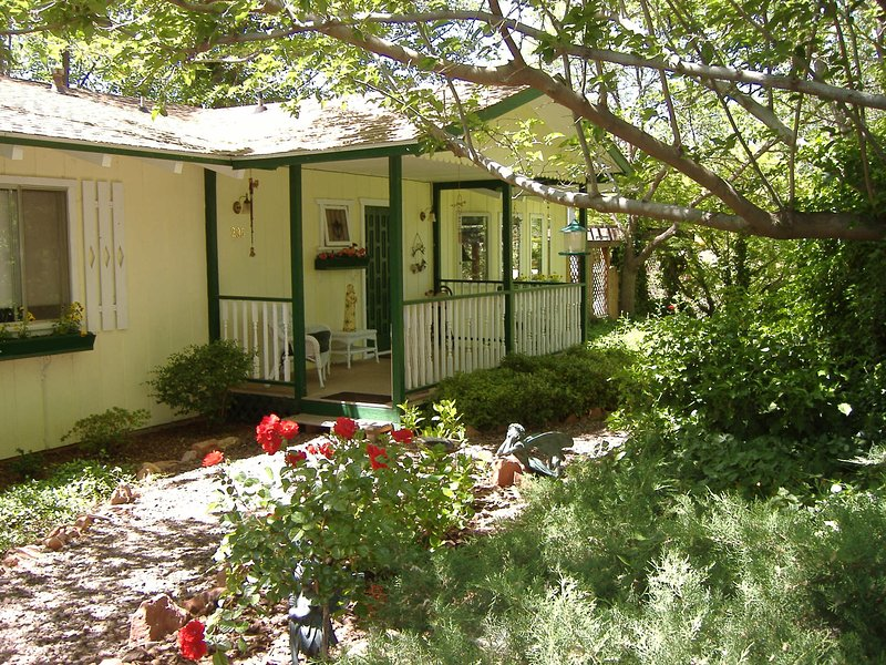An oasis in the desert - Sedona Holiday Cottage - Sedona - rentals