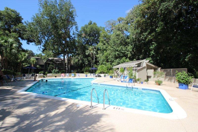 Onsite Pool - 17 Sailmaster Commons - Hilton Head - rentals