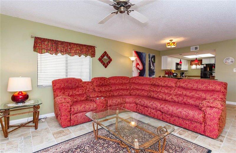 Ocean Village Club K12, 2 Bedrooms, Heated Pool, WiFi, Sleeps 6 - Image 1 - Saint Augustine - rentals