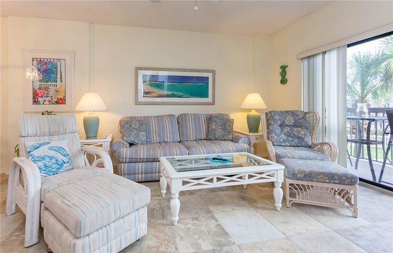 Ocean Village Club Q23, 2 Bedrooms, Ocean View, Pet Friendly, Sleeps 6 - Image 1 - Saint Augustine - rentals
