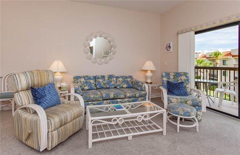 Ocean Village Club R34, 2 Bedrooms,  2 Pools, WiFi, Sleeps 6 - Image 1 - Saint Augustine Beach - rentals