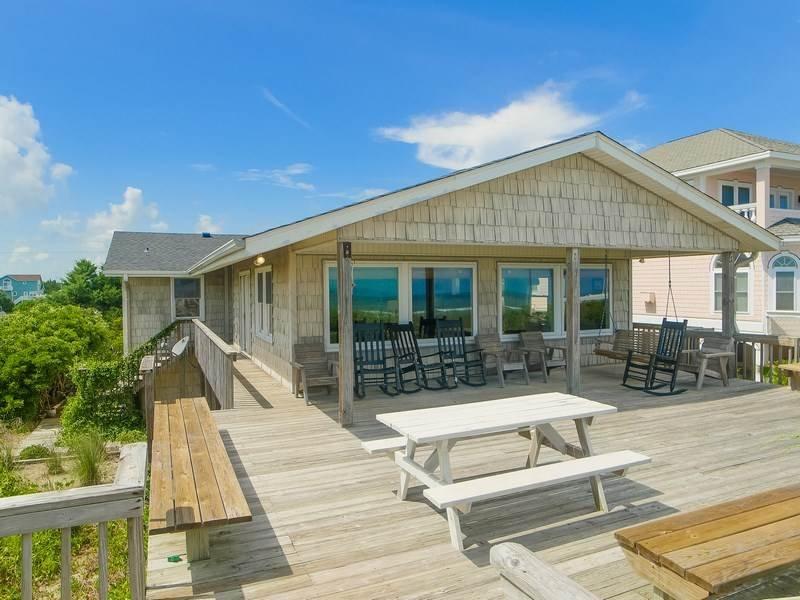 DAS OCEAN HAUS - Image 1 - Topsail Beach - rentals