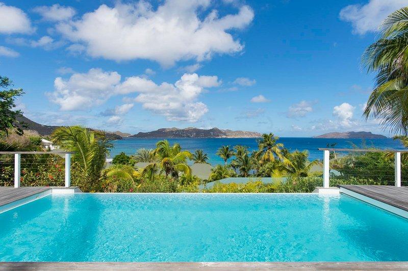 Amazing 2 Bedroom Villa in Pointe Milou - Image 1 - Pointe Milou - rentals