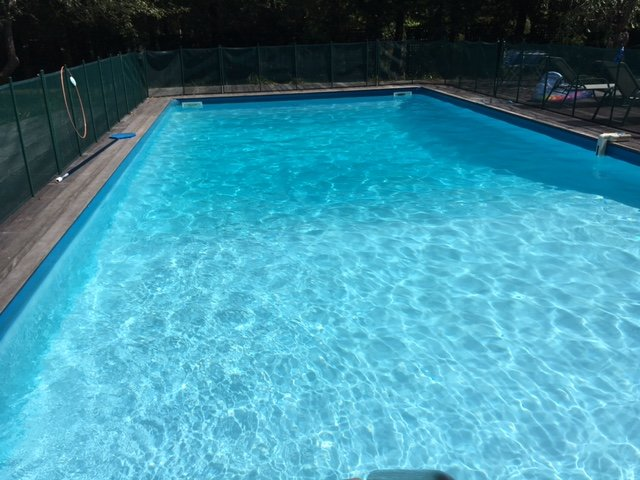 POOL  (can be heated, you pay only for the propane you use) - 5 bedroom Private Family Get Away - Westhampton Beach - rentals