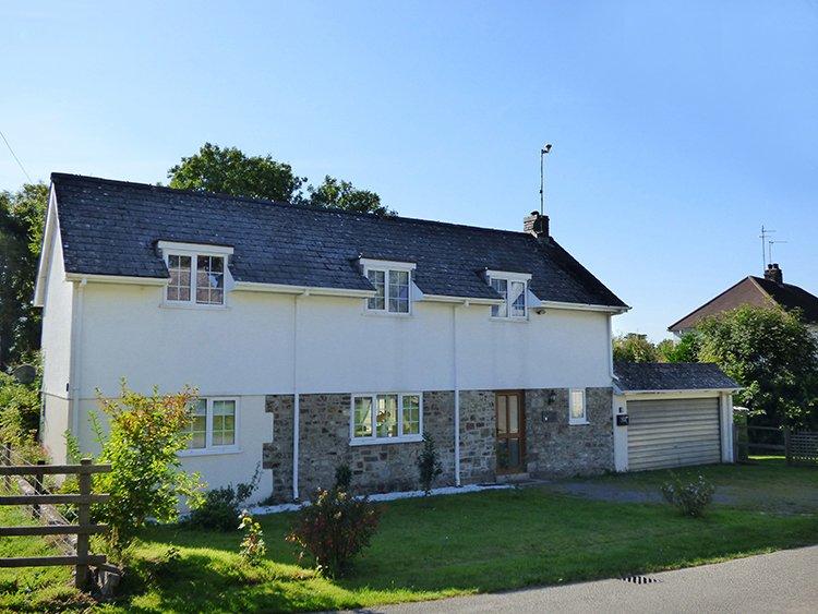 Village Cottage - Image 1 - Narberth - rentals