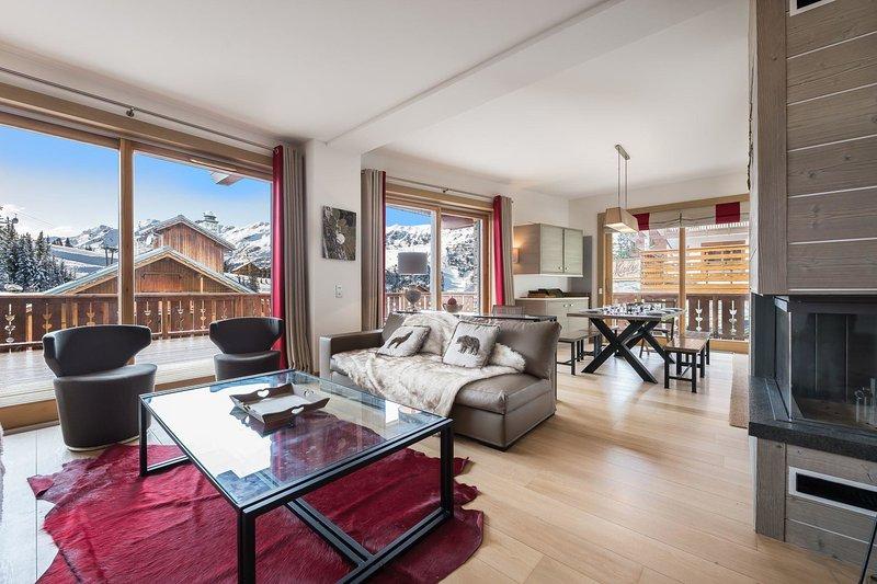Apartment Oak - Image 1 - Meribel - rentals