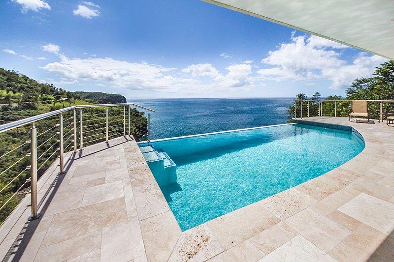 Villa Trou Rolland, Sleeps 8 - Image 1 - Marigot Bay - rentals