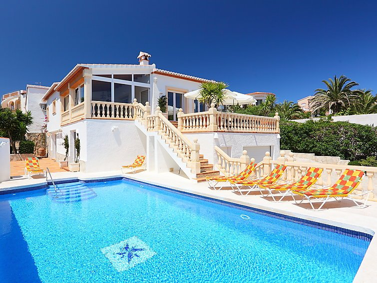 3 bedroom Villa in Javea, Costa Blanca, Spain : ref 2008046 - Image 1 - Benitachell - rentals