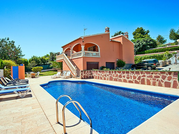 5 bedroom Villa in Javea, Costa Blanca, Spain : ref 2011040 - Image 1 - Xabia - rentals