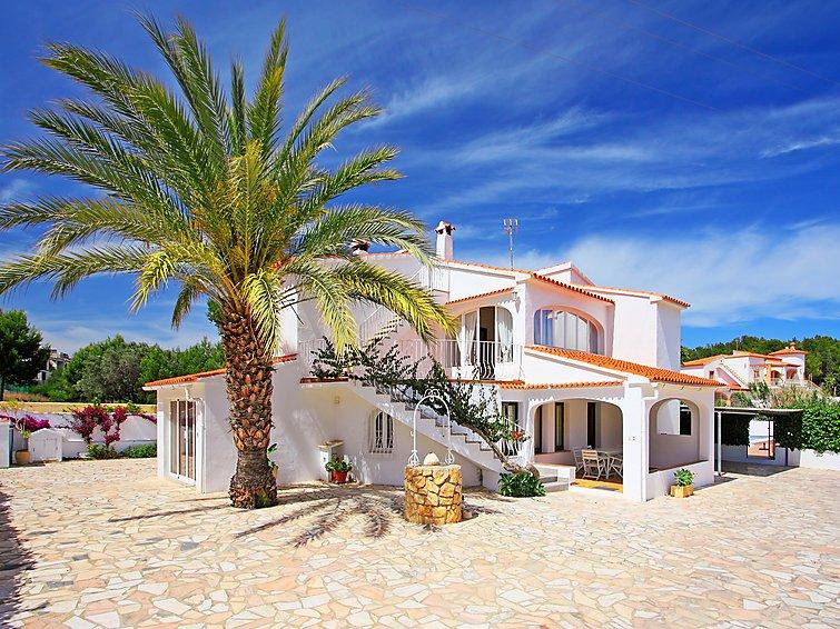 5 bedroom Villa in Calpe Calp, Costa Blanca, Spain : ref 2011213 - Image 1 - Calpe - rentals