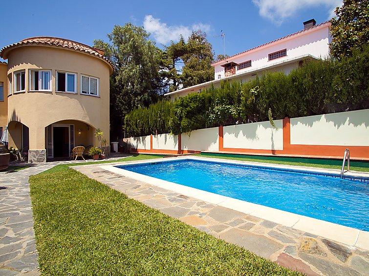 4 bedroom Villa in Alella, Barcelona Costa Norte, Spain : ref 2217014 - Image 1 - Montgat - rentals