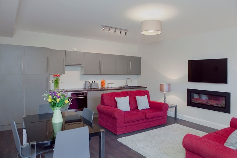 New Town Boutique at Northumberland Street - The Edinburgh Address - Image 1 - Edinburgh - rentals
