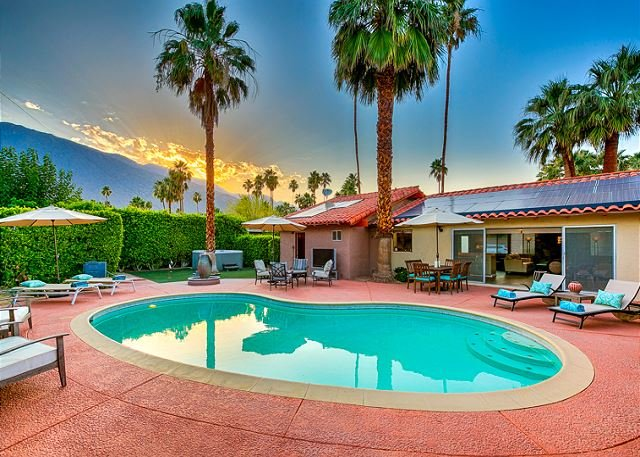 Palm Springs Home with Private Pool, Spa, Fire Pit - Image 1 - Palm Springs - rentals