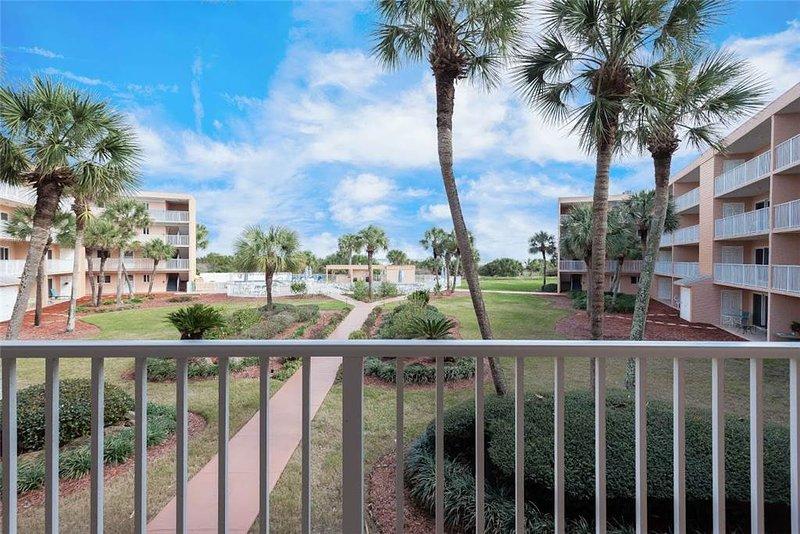 Beach & Tennis 201, 3 Bedrooms, Ocean Front, Pool, Sleeps 6 - Image 1 - Saint Augustine - rentals