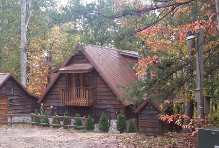 3 story log cabin , very private with access to private beach,lake and river - Sandpiper Cabin: Lake Lure Log Cabin Rental - Lake Lure - rentals