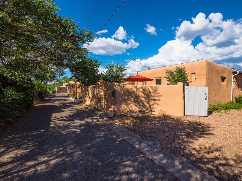 Casa Corina - In the Heart of the Rail Yard - Image 1 - Santa Fe - rentals