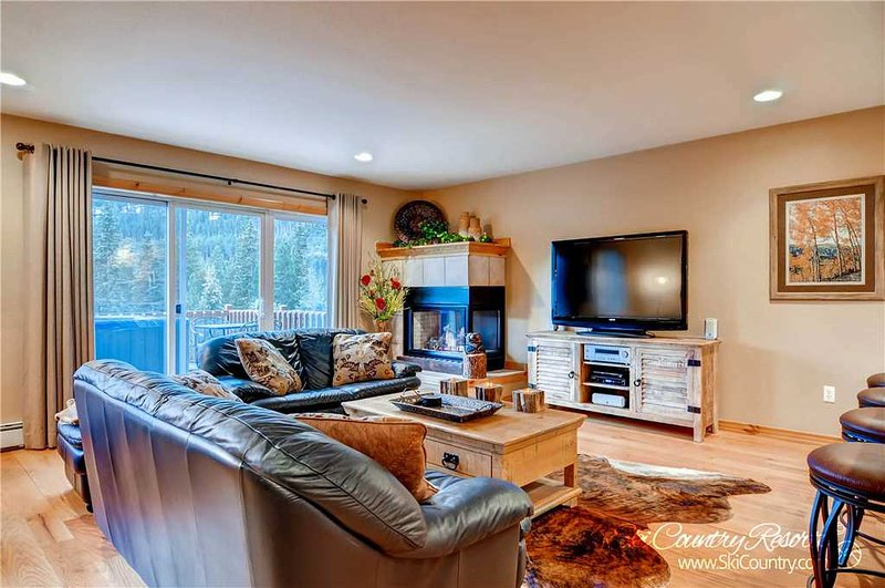 River Park Townhomes 55B by Ski Country Resorts - Image 1 - Breckenridge - rentals