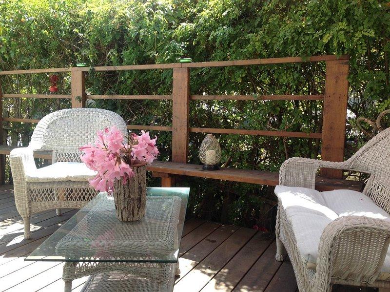 Furnished 3-Bedroom Home at Highland Blvd & Modoc Ave Hayward - Image 1 - Hayward - rentals