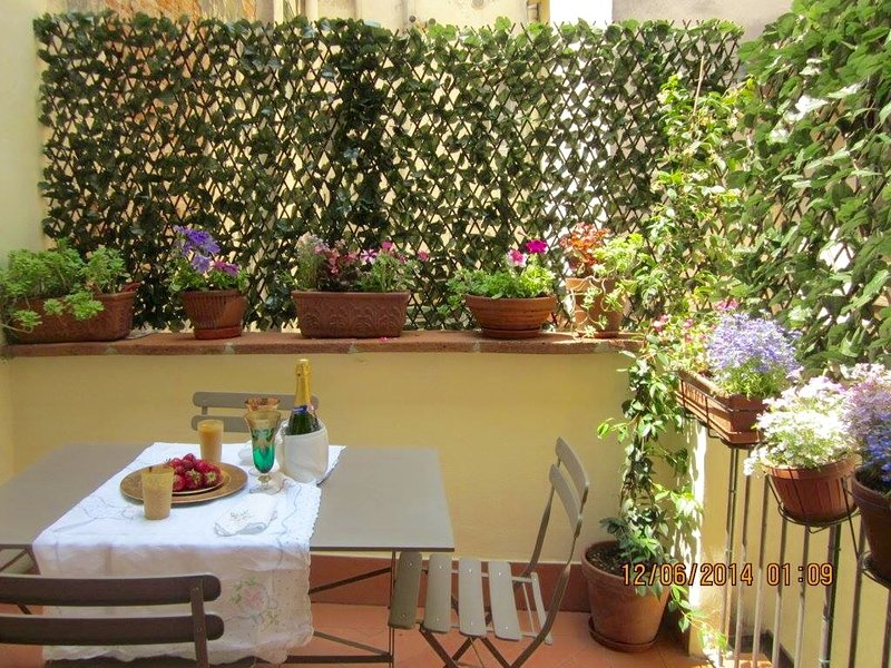 terrace - Your romantic  terrace closed to the Dome! - Florence - rentals