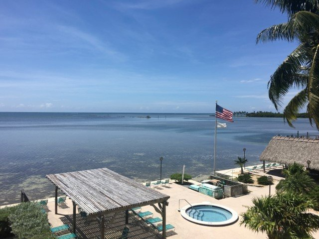 Balcony - THE PALMS OF ISLAMORADA - Islamorada - rentals