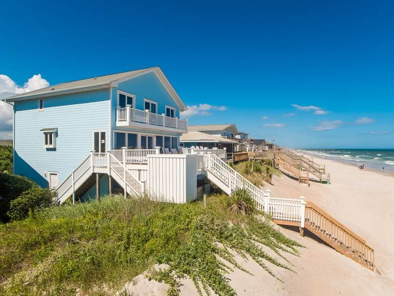 SHELL SEEKERS - Image 1 - Surf City - rentals