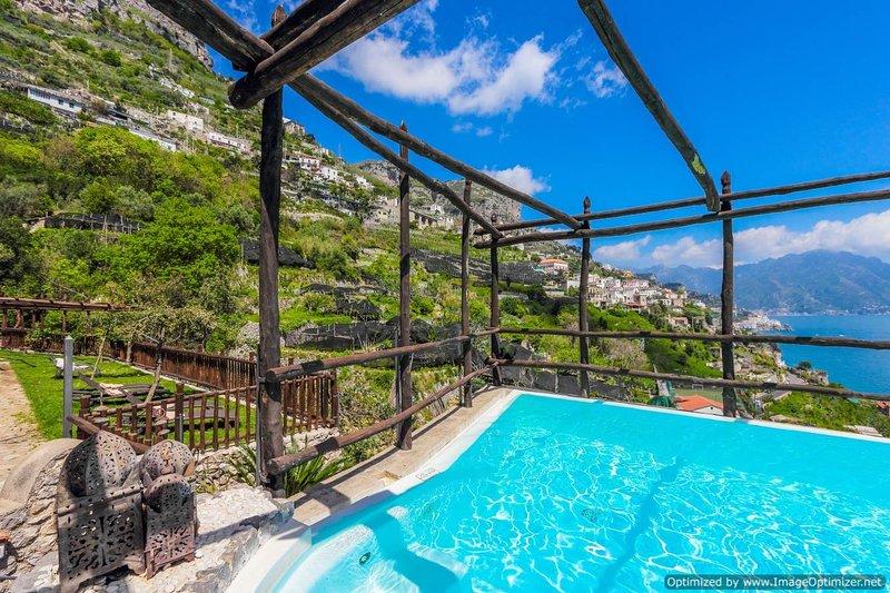 Villa Garden Amalfi Villa rentals - Image 1 - Amalfi - rentals