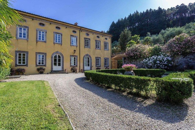 Lucca Estate - Villa Pera Luxury villa rental in Lucca - Image 1 - Lucca - rentals