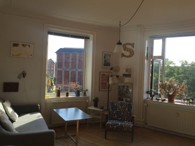 Soender Boulevard Apartment - Lovely Copenhagen apartment with artistic decor - Copenhagen - rentals