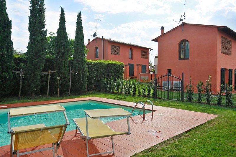 Villa Montegufoni between Florence and Sienna - Image 1 - Montagnana Val di Pesa - rentals